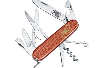 Victorinox Climber Swiss Army Knife Red Free Shipping