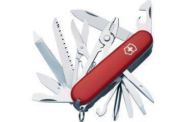 Victorinox Craftsman Swiss Army Knife Red 53721
