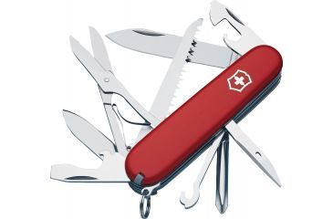 Victorinox Fieldmaster Swiss Army Knife Red
