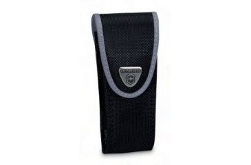 Victorinox Lockblade Large Nylon Pouch Swiss Army Knife Pouches Black 33250