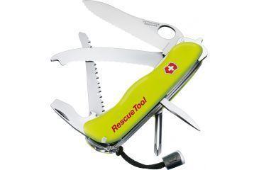 Victorinox Rescue Tool Pocket Knife Swiss Army Knife Free