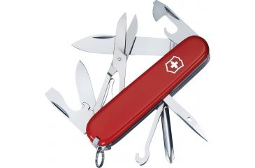 Victorinox Super Tinker Swiss Army Knife - Red 53341