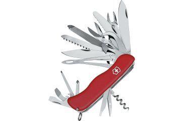 Victorinox Workchamp Xl Swiss Army Knife Red Free