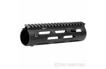 Viking Tactics 7.2in Troy/Vtac Battle Rail Alpha Rail w/ No Sight - Black STRX-AVK-72BT-01
