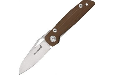 Viper Free Brown G-10 Knife V4892BW
