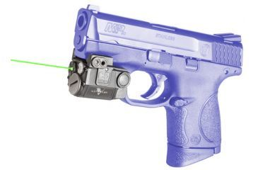 Viridian Universal Sub-Compact Green Laser w/ Tactical Light c5l