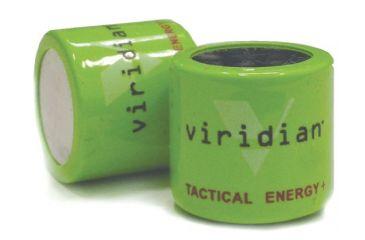Viridian Green Lasers 1-3n Lithium Battery 4-pack VIR-13N-4