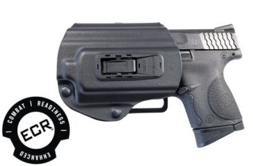 1-Viridian Left TacLoc Holster for Smith and Wesson M&P 9-40 with C Series ECR Equipped