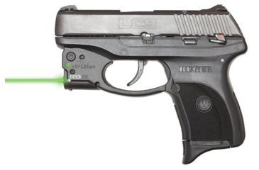 Viridian Green Lasers Reactor 5 Red Laser Sight for Kahr PM and CW 9/40 w/ ECR and Pocket Holster R5-R-PM9/40