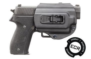 Viridian Green Lasers Right TacLoc Holster for Sig 220-226-229 with C Series ECR Equipped 950-0002
