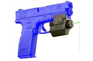 Viridian Green Lasers Viridian Green Laser For Springfield XD/Not Sub-Compact SXD