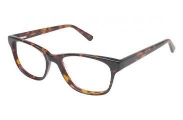 Visions 205 Bifocal Prescription Eyeglasses - Frame Tortoise, Size 51/17mm VIVISION20502
