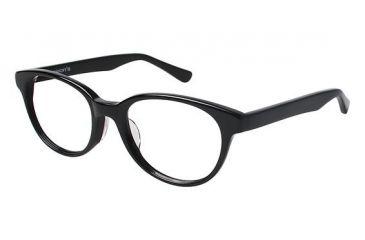 Visions 210A Eyeglass Frames - Frame Black, Size 51/19mm VIVISION210A01