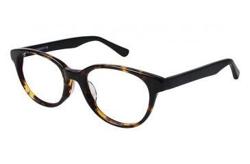 Visions 210A Eyeglass Frames - Frame Tortoise, Size 51/19mm VIVISION210A02