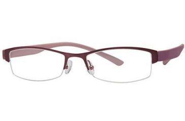 Visions 181 Eyeglass Frames - Frame Lavender/Purple, Size 51/17mm VIVISION18101