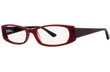 Visions 184 Eyeglass Frames - Frame Cherry, Size 52/15mm VIVISION18401