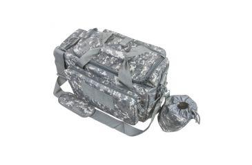 VISM Competition Range Bag w/ Zippered Compartments, Digital Camo CVCRB2950D