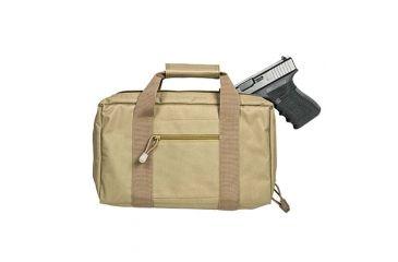 VISM Discreet Pistol Case, Tan CPT2903