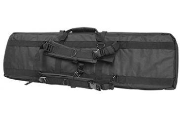 VISM Double Carbine Case/Black/42 In CVDC2946B-42