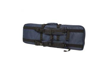 VISM Double Carbine Gun Case, Blue w/ Black Trim, 36in CVDC2946BL-36