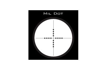 Vism Mil Dot Reticle