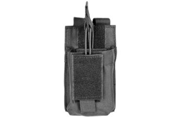 Vism AR Single Mag Pouch, Black  CVAR1MP2929B