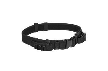 1-Vism Tactical Shooting / Gun Belt w/ Two Pouches