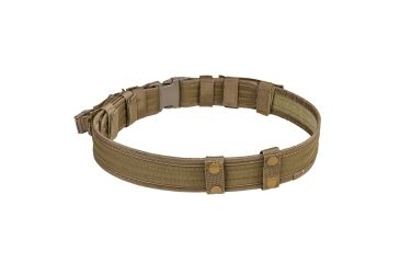 6-Vism Tactical Shooting / Gun Belt w/ Two Pouches