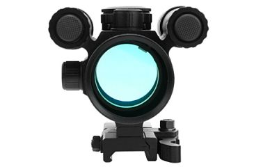 Vism Vdflgq142 Green Laser Led Flashlight Combo Sight With Quick Release Mount Green Laser