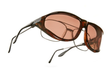 Vistana Tortoise Frame XL Copper Polare Lens Sunglasses W203C
