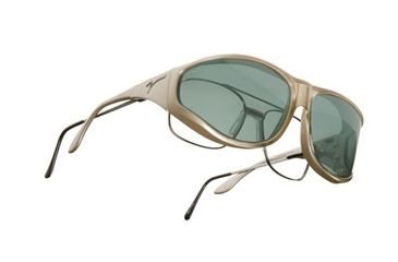 Vistana Mica Frame XL Gray Polare Lens Sunglasses W205G