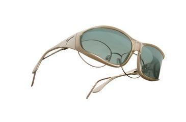 Vistana Mica Frame L Gray Polare Lens Sunglasses W305G