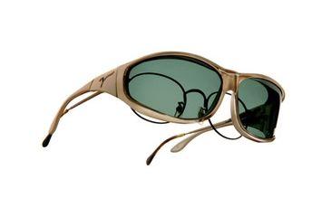 Vistana Mica Frame M Gray Polare Lens Sunglasses W405G