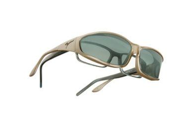 Vistana Mica Frame MS Gray Polare Lens Sunglasses W415G