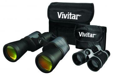 Vivitar Value Series 8x50 and 4x30 Compact Binoculars VS-843