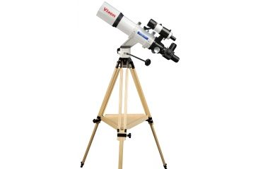 Vixen ED80S  Refractor Telescope with Porta II Head and Wood Tripod 39956W