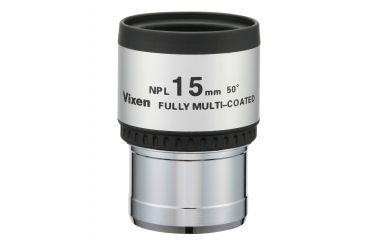 Vixen NPL Plossl Telescope Eyepiece, 15mm 39205