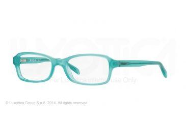 Vogue BABY86 VO2882 Eyeglass Frames 2133-46 - Aqua Green Transparent Frame