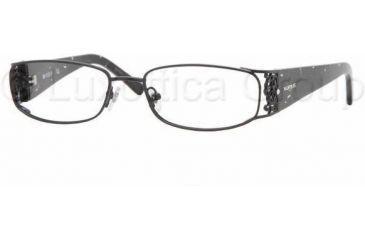 Vogue VO 3661B Eyeglasses Styles Gloss Black Frame w/Non-Rx 52 mm Diameter Lenses, 352-5216, Vogue VO 3661B Eyeglasses Styles Gloss Black Frame w/Non-Rx 52 mm Diameter Lenses
