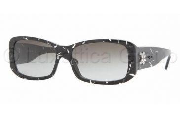 a273984bd6c99 Vogue VO 2571SB Sunglasses Styles Striped Black Frame   Gray Gradient  Lenses, 156711-5515