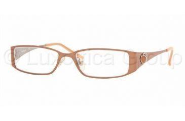 179676e7db Vogue VO3662 Bifocal Eyeglasses Light Brown Frame   51 mm Prescription  Lenses