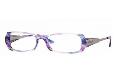 Vogue VO2502 Eyeglasses with No Line Progressive Rx Prescription Lenses