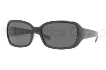 Vogue VO2639S Sunglasses W44/87-5816 - Black Gray