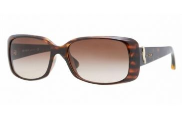 Vogue VO2663S #150813 - Striped Havana Frame