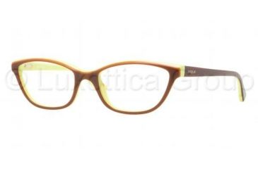Vogue VO2748 Eyeglass Frames 1992-5017 - Dark Steel Frame