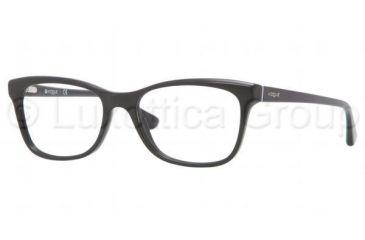 Vogue VO2763 Bifocal Prescription Eyeglasses W44-5117 - Black Frame