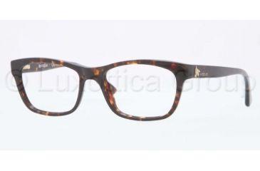 Vogue VO2767 Eyeglass Frames W656-5017 - Dark Havana Frame