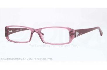 Vogue VO2768B Eyeglass Frames 2137-51 - Light Pink Transparent Frame