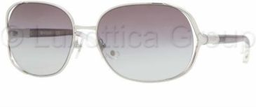 Vogue VO3753S Sunglasses 323/11-5917 - Silver Gray Gradient