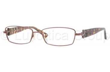 Vogue VO3765B Progressive Prescription Eyeglasses 811S-5216 - Brown